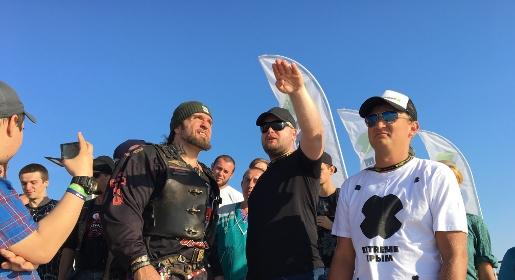 Хирург пообещал открыть площадку «Extreme Крым» на байк-шоу «Ночных волков» в Севастополе