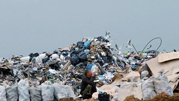В Крыму оставят только 15 полигонов для мусора из имеющихся 28