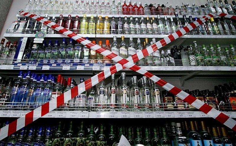 В магазинах Севастополя 1 сентября запретят продажу алкоголя