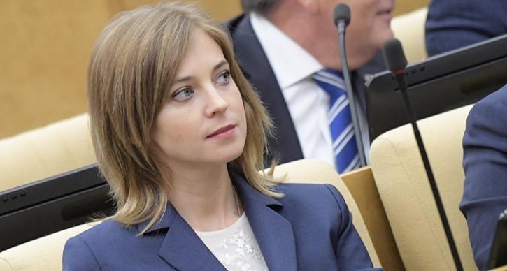Поклонская может стать потенциальным кандидатом в президенты России