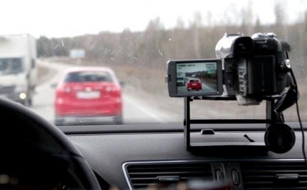 Крымских водителей штрафуют скрытые патрули