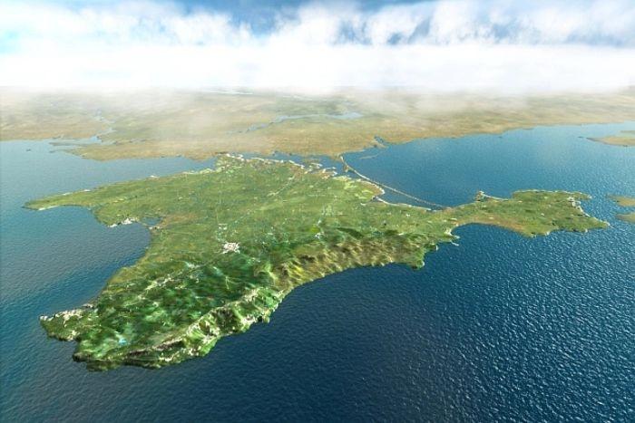 На Украине предложили превратить Крым в остров