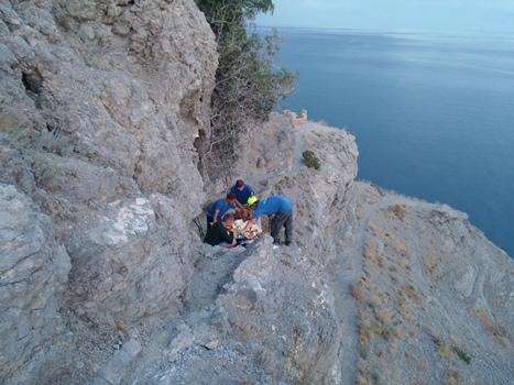 В Крыму растет число жертв экстремального селфи
