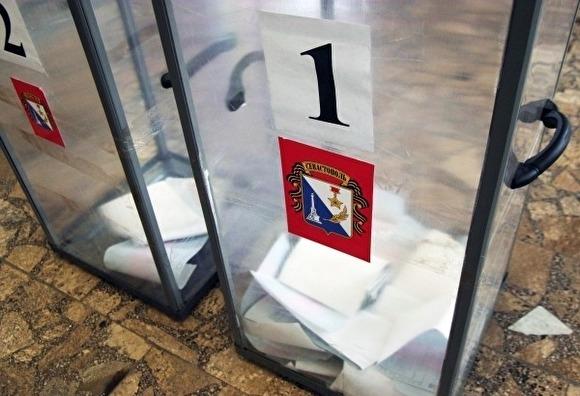 В Севастополе уже зафиксирована низкая явка избирателей на выборы губернатора