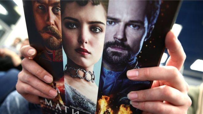 В Крыму началась продажа билетов на фильм «Матильда»