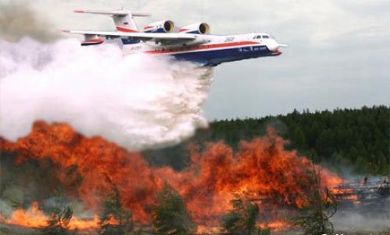 Крупный пожар в Крыму: задействована авиация и спецтехника МЧС