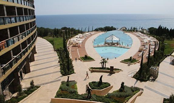 Крымский отель признали лучшим в Европе