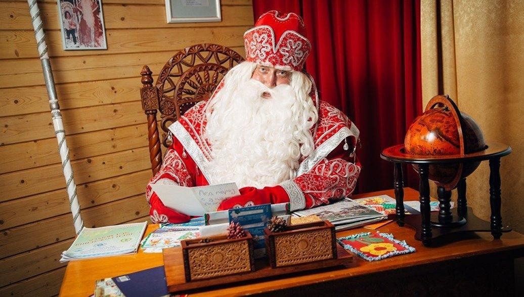 Дед Мороз рассказал, о чем просят его россияне в своих письмах