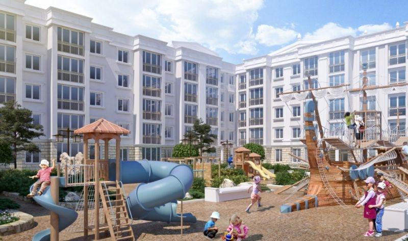 ГК «Парангон» стала лидером строительного сектора в Севастополе
