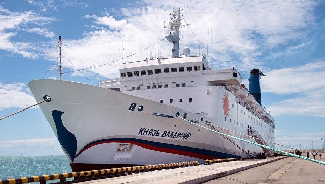Стало известно, когда лайнер «Князь Владимир» возобновит круизы в Крым