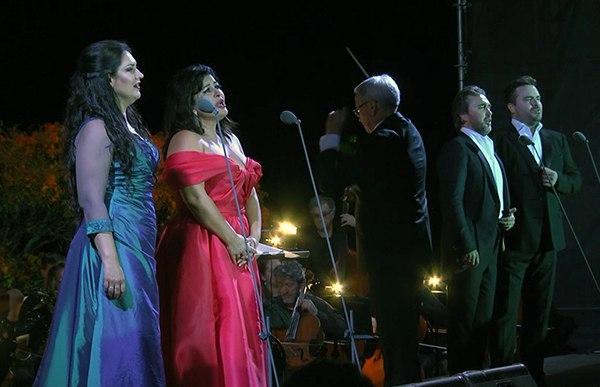 Фестиваль «Опера в Херсонесе» может стать ежегодным
