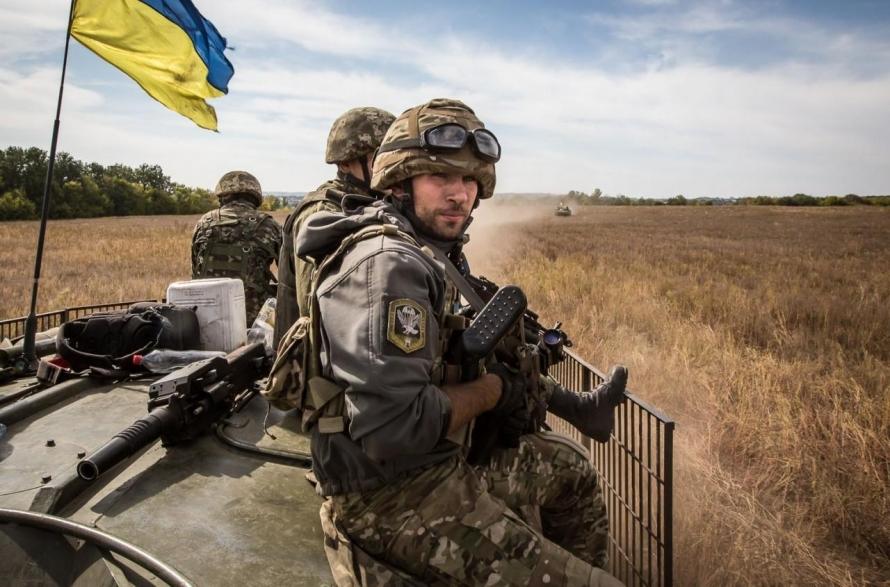 На Украине участникам АТО выдали землю на кладбище — видео