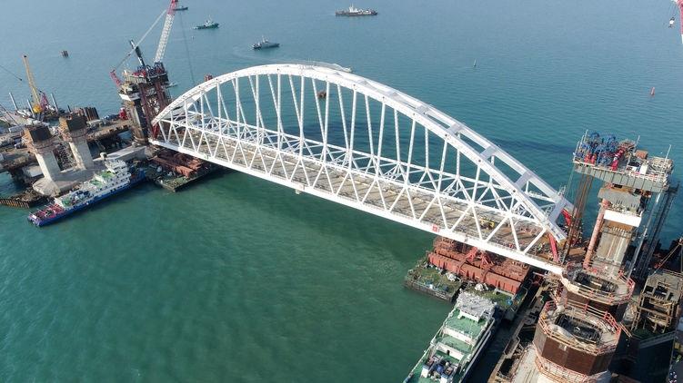 Ученые рассказали о благоприятных условиях после строительства моста в Крым