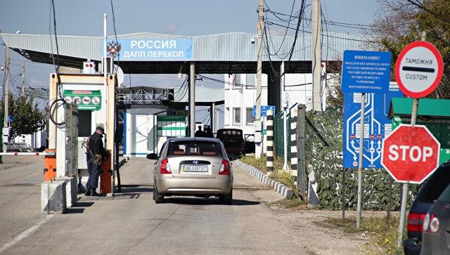 Из Крыма не выпустили излишне самостоятельного подростка