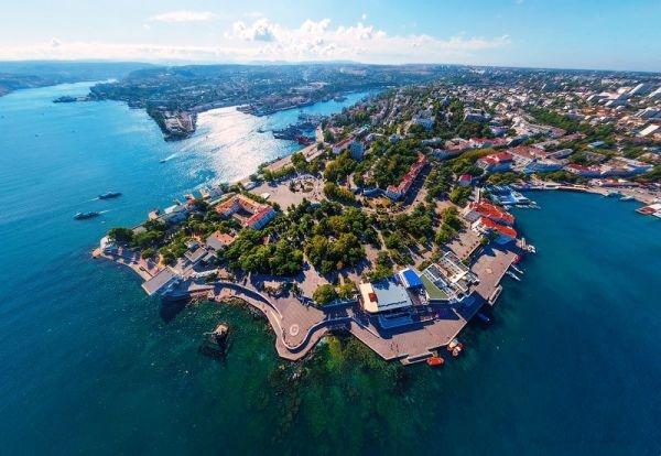 Стало известно, когда власти обозначат границу между Севастополем и Крымом