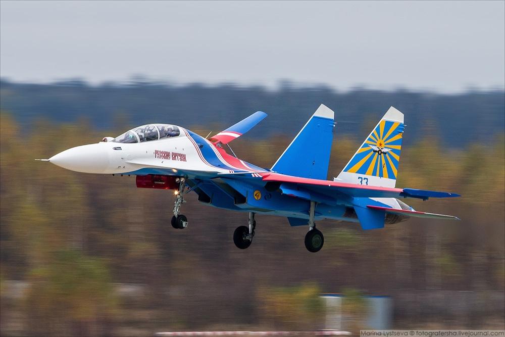 Российский истребитель перехватил самолет США над Черным морем