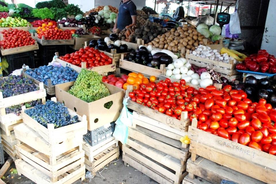 На рынках Севастополя будут искать радиоактивные продукты