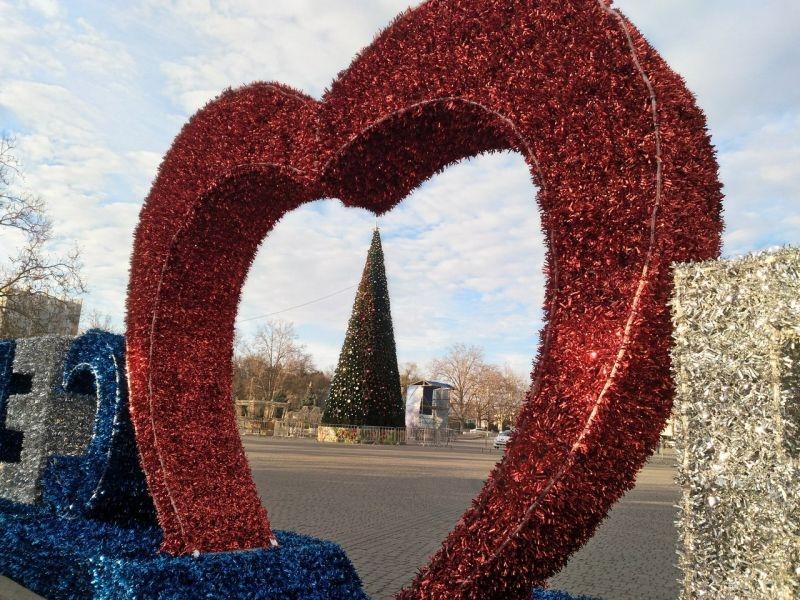 Как Севастополь готовится к Новому году