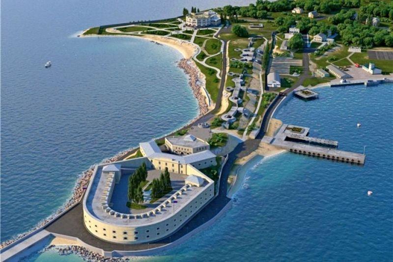 Стало известно, когда в Севастополе обеспечат транспортную доступность Константиновской батареи