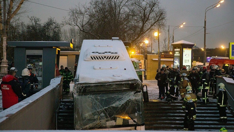 Пассажир автобуса, въехавшего в людей в Москве, рассказал жуткие подробности ДТП
