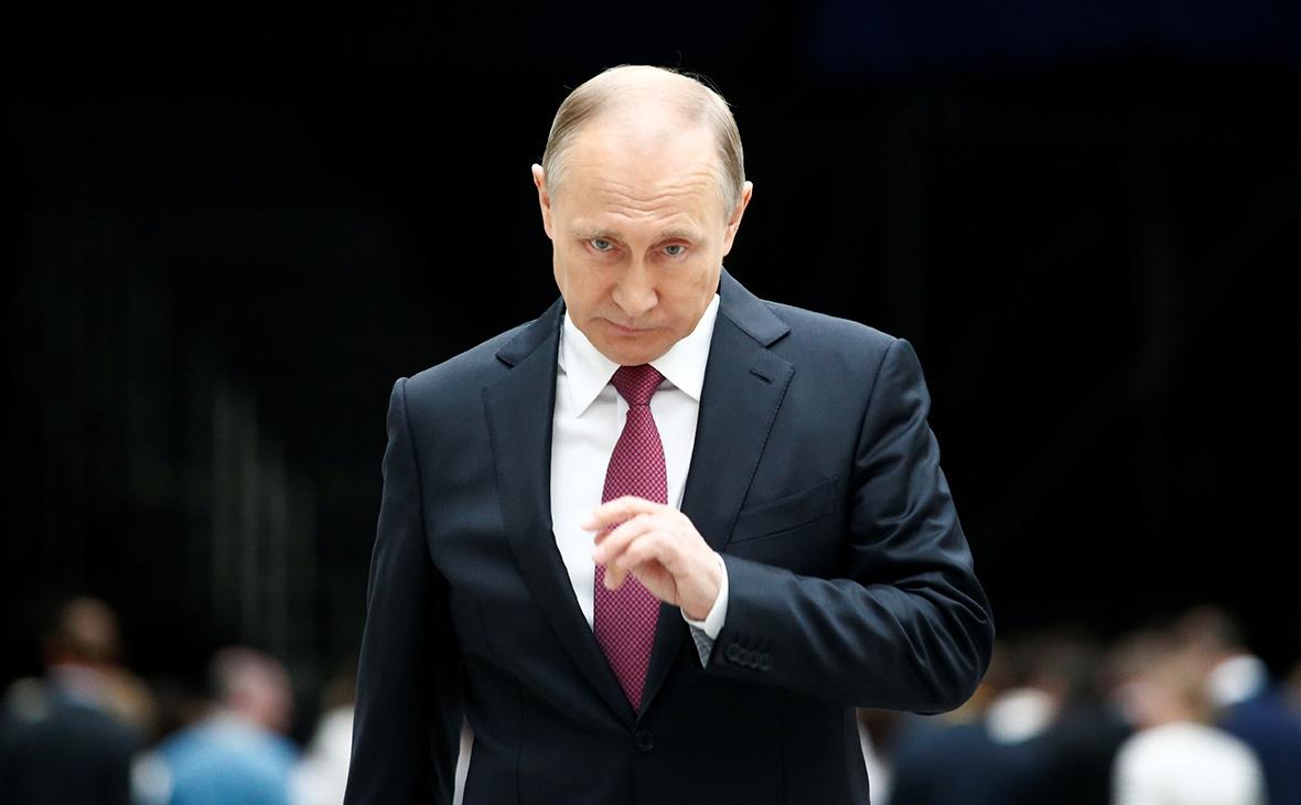 Владимир Путин объявил об участии в выборах