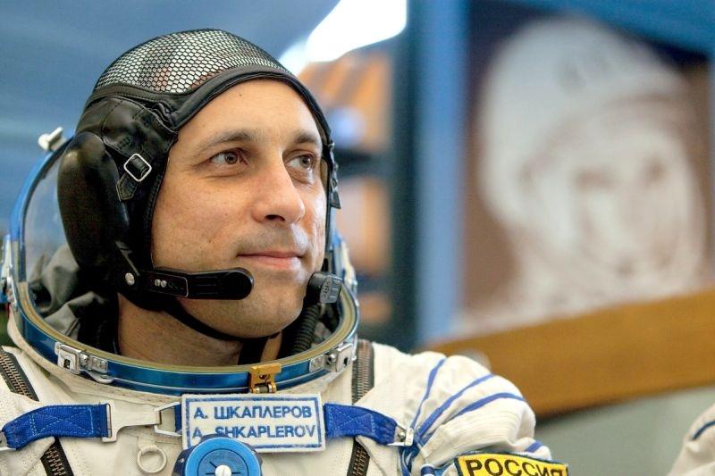 Космонавт Антон Шкаплеров передал привет севастопольцам накануне полета
