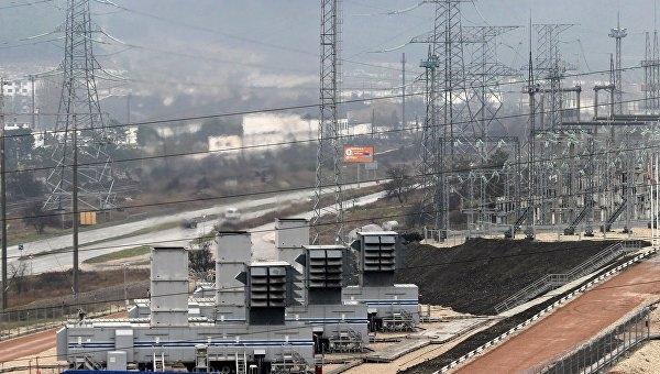 В Севастополе запустили две МГТС мощностью 45 мегаватт