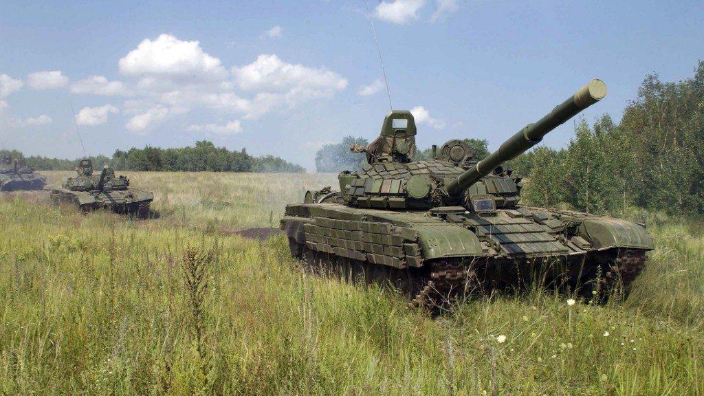 Украинский генерал заявил, что хотел отбить Крым двумя танками за один день
