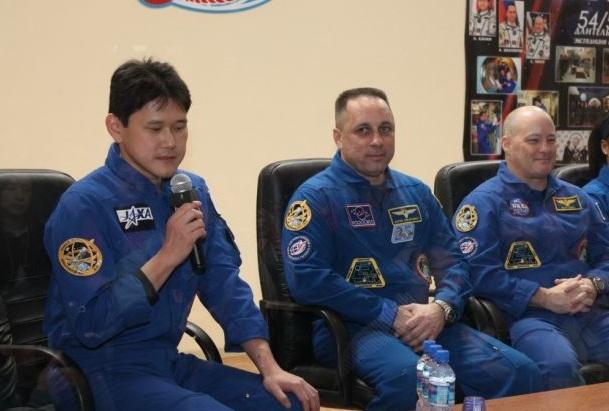 Севастополец Антон Шкаплеров отправился в свой третий космический полет