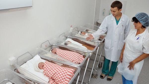 В Севастополе снизилась рождаемость