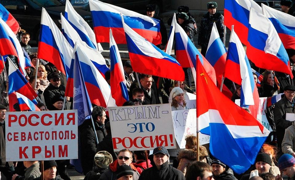 Январские события 2014 года стали отправной точкой в истории «Крымской весны»: воспоминания участника