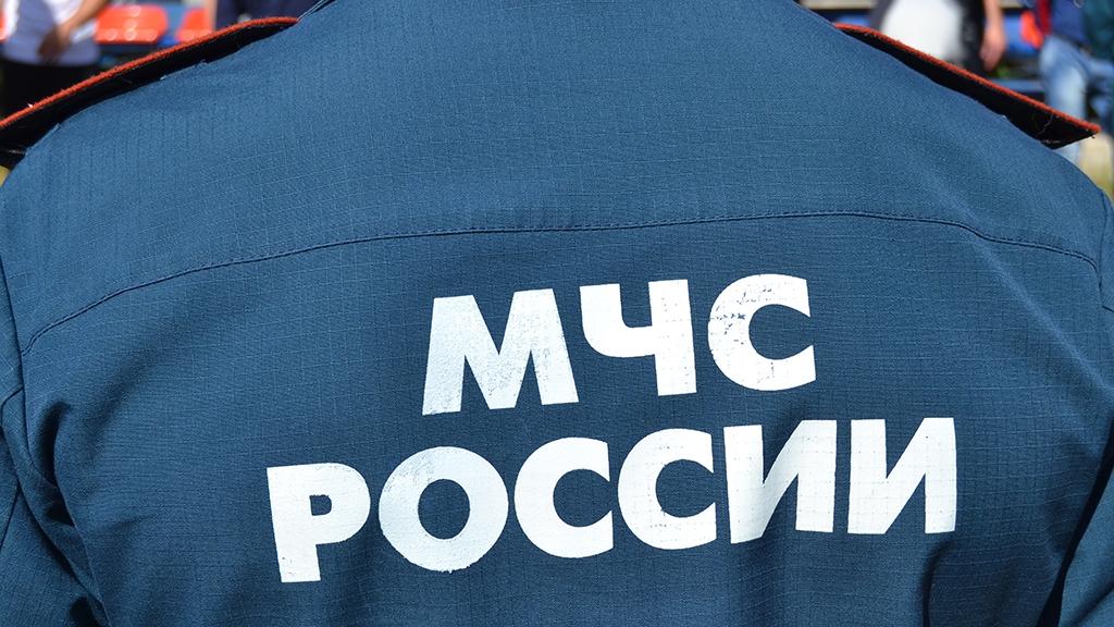 В Крыму на пожаре сгорел человек — фото