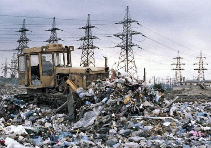Севастополец предстанет перед судом за незаконный вывоз мусора