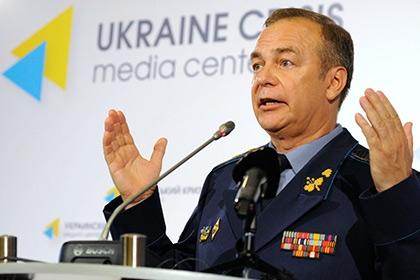 Украинский генерал боится возврата военной техники из Крыма