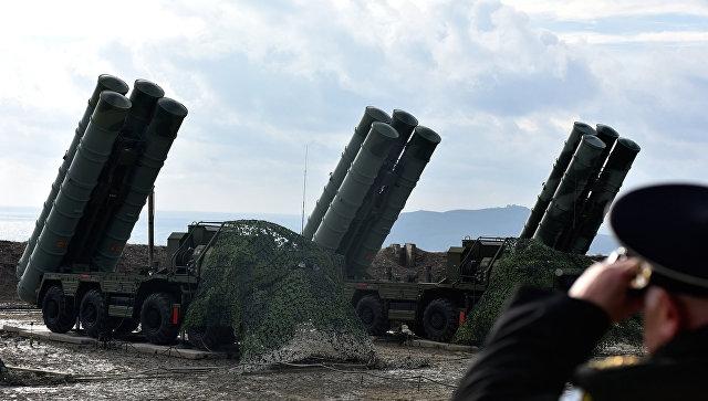 В сторону Украины развернули новый «щит»