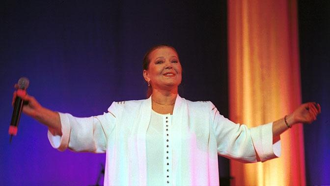 Скончалась известная российская певица