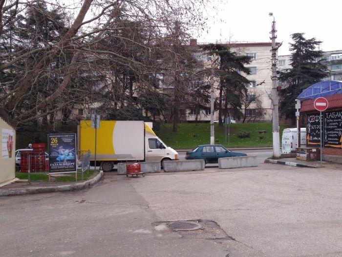 Севастопольскую площадь полностью закрыли от транспорта