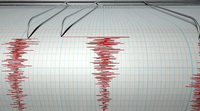 В Краснодарском крае произошло землетрясение