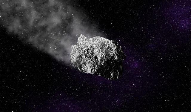 На Землю надвигается астероид размером с небоскреб