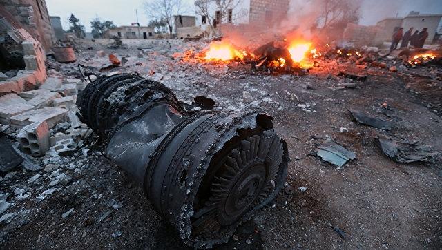 Стало известно, кем на самом деле был погибший в Сирии пилот Су-25