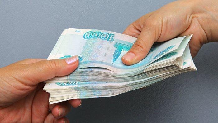 В 2017 году крымские чиновники получили взяток на 120 миллионов рублей