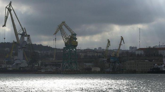 Бывший завод Порошенко перешел в федеральную собственность РФ
