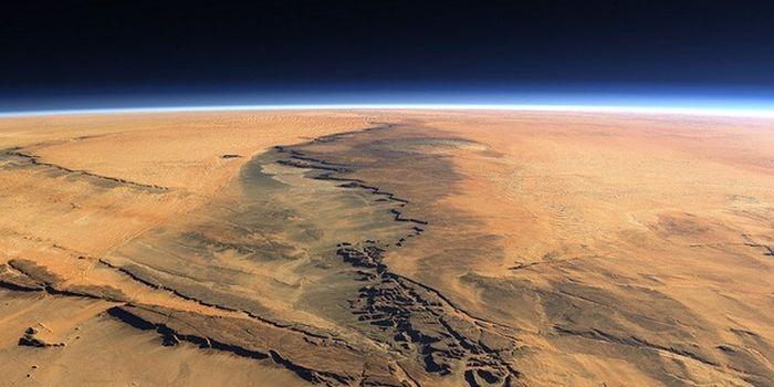 NASA выложило в Сеть уникальное панорамное видео с Марса