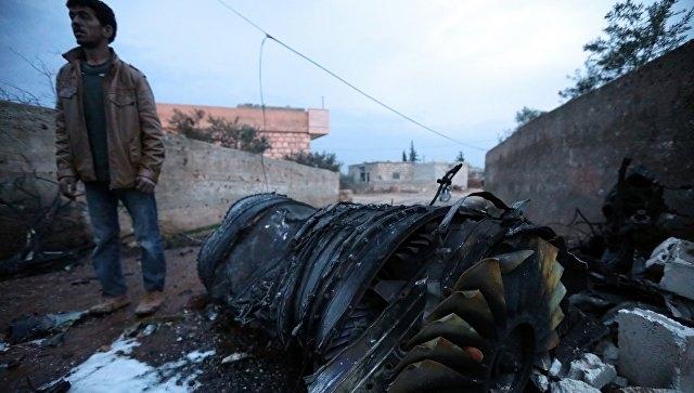Российские военные нанесли ответный удар по боевикам в Сирии после сбитого Су-25