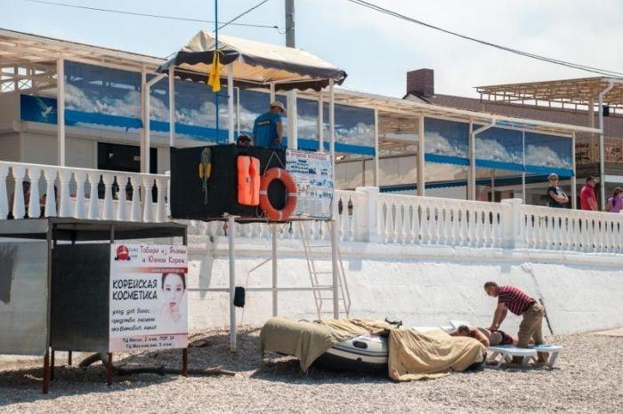 В Севастополе снесут 200 ларьков, расположенных на пляжах