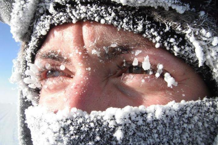 Житель Челябинской области пять дней бродил по лесу в 30-градусный мороз