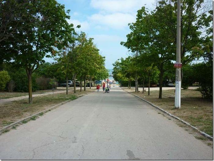 Парк Ахматовой в Севастополе соединят с Херсонесом новой автодорогой и построят парковки