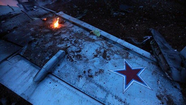 СМИ: пилот сбитого в Сирии Су-25 был крымчанином