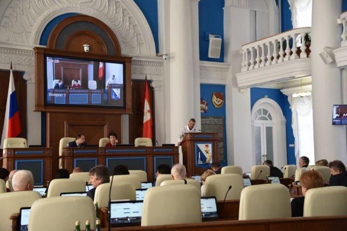 Депутатов Заксобрания преследует «синдром Юлии Тимошенко»