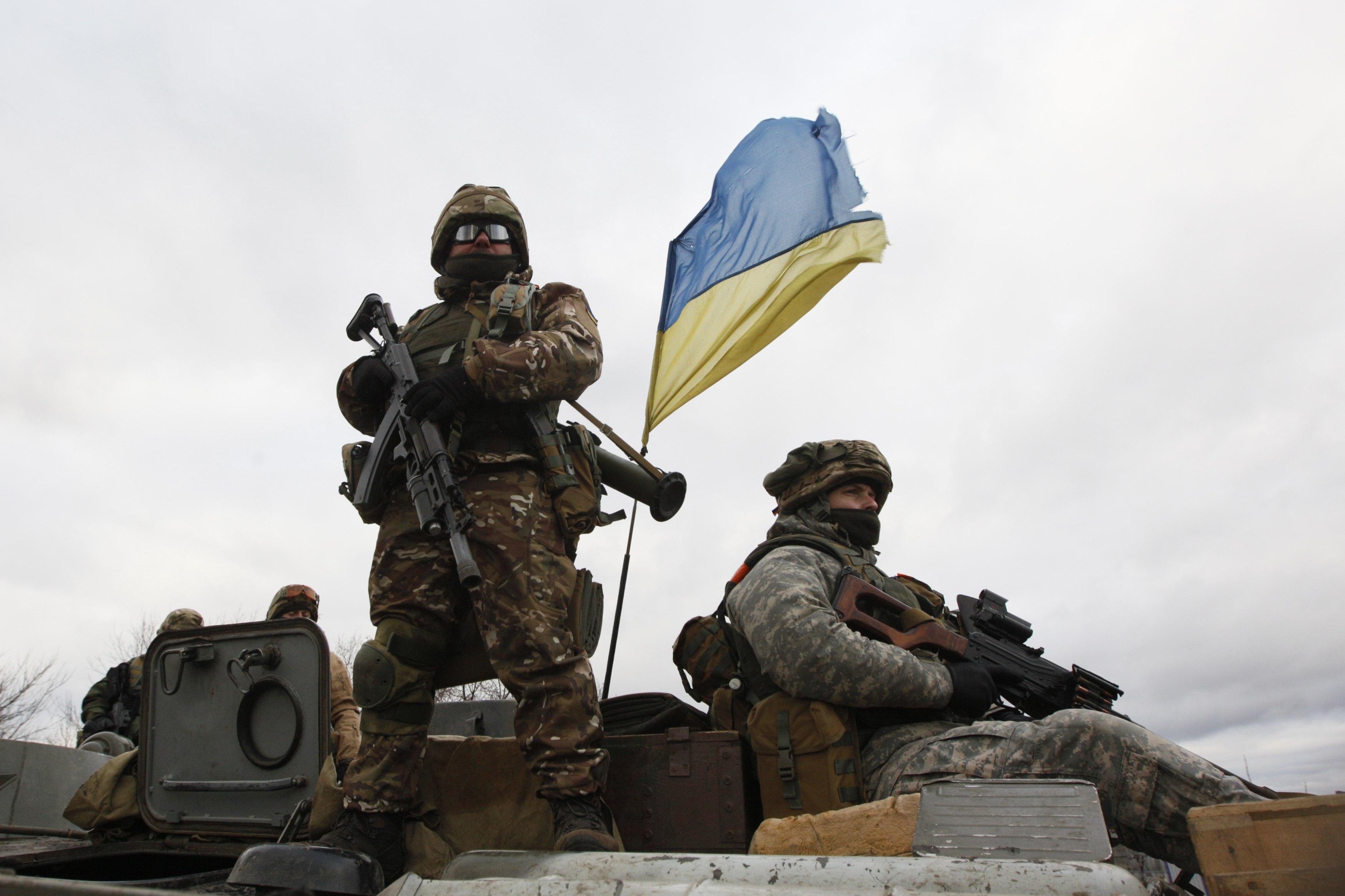 В Украине заявили о силовом «возврате» Крыма
